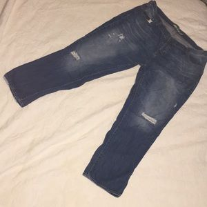 Women's Old Navy The Boyfriend Jeans 18